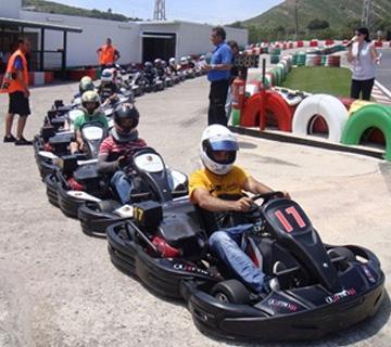 Karting Peñíscola Foto 2