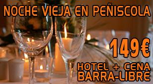 PACK HOTEL JUNTO AL MAR y CENA